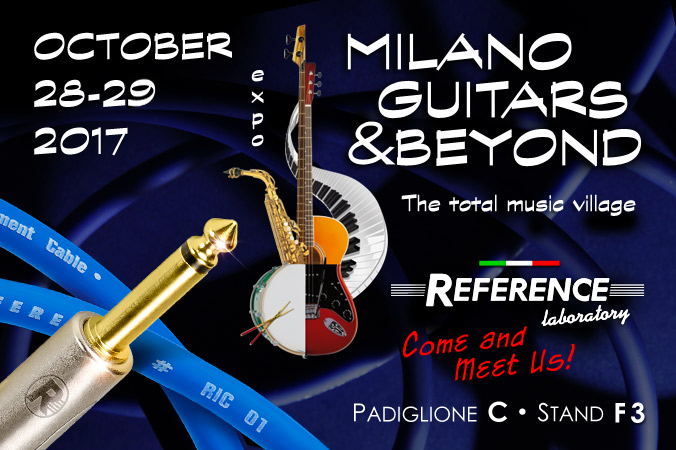 MILANO GUITARS & BEYOND expo 2017 | The total music village