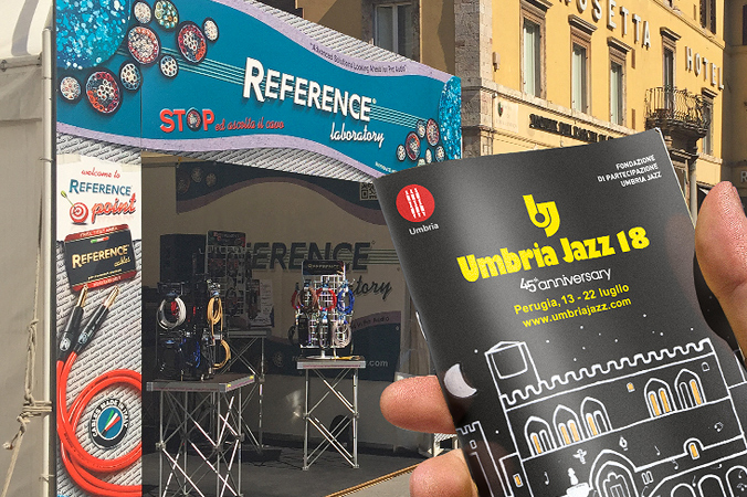REFERENCE POINT at UMBRIA JAZZ 2018