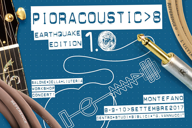 PIORACOUSTIC 2017 | earthquake edition 1.0