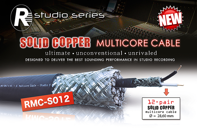 RMC-S012 | New Solid Copper Multicore Cable