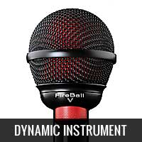 Dynamic Instrument Microphones