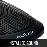 Installed Sound Microphones