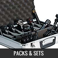 Packs and Sets Microphones