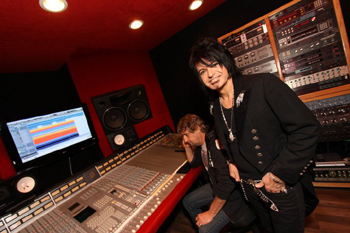 Facebook Photo Album: In the Studio...