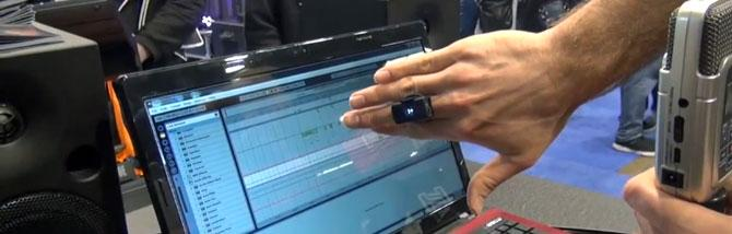 Hot Hand 3 USB Source Audio - Review @ NAMM Show 13