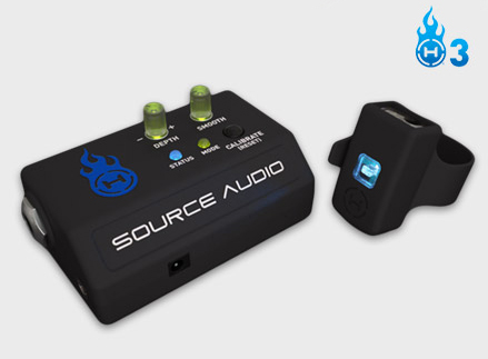 Source Audio - Hot Hand 3 - Universal Wireless Effects Adapter