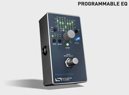 Source Audio - Programmable EQ