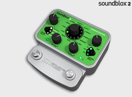 Source Audio - Soundblox2 Multiwave Distrortion