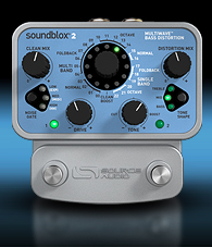 Multiwave Bass Distortion