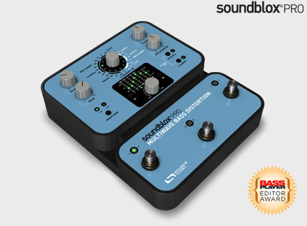 Source Audio - Soundblox Pro Multiwave Bass Distortion