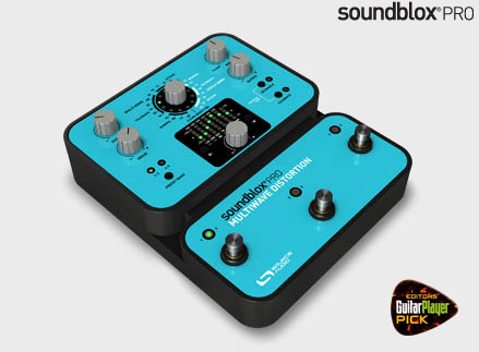 Source Audio - Soundblox Pro Multiwave Distortion