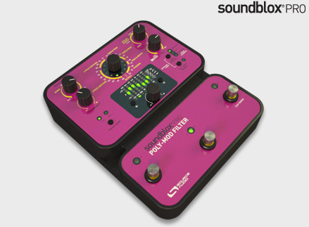 Soundblox Pro Poly-Mod Filter. Scheda completa...
